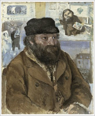 cezanne pissaro musee d'orsay paris
