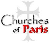 Churches of Paris - Eglises de Paris