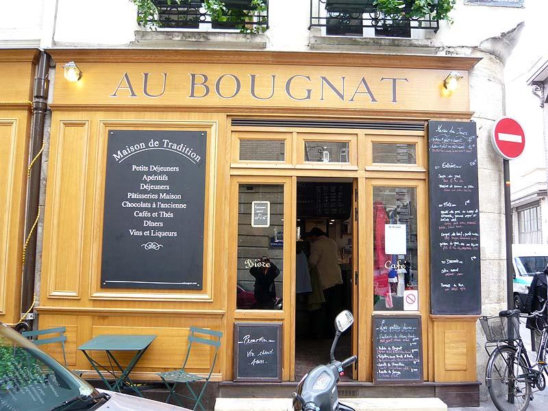 Restaurant Representatif De Paris
