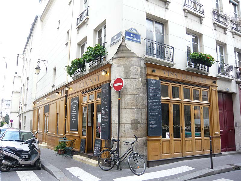 bougnat maison de tradition a paris