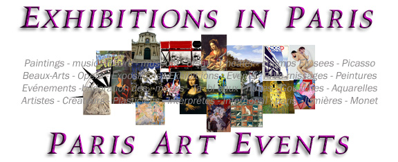 Event of the month in paris exhibitions in paris Art events