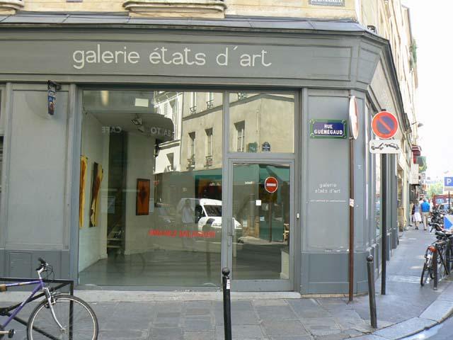 35 rue guenegaud paris. Black Bedroom Furniture Sets. Home Design Ideas