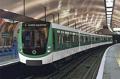 metro mf 2000 paris