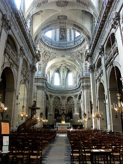 eglise saint paul interieur