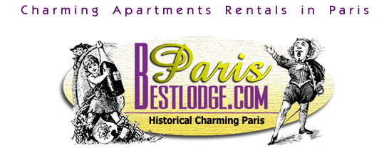 paris apartments in paris
