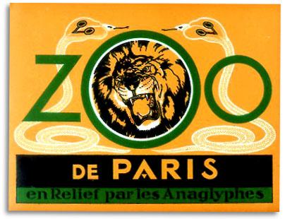 Paris mysterious paris zoos in paris vincennes jardin des plantes acclimatation - Zoo de paris jardin des plantes ...